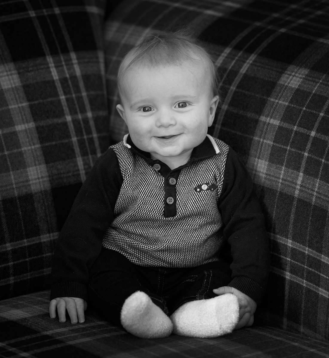 Henry 5 Months