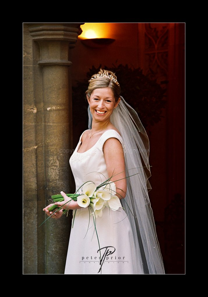 Nutfield Priory Bride
