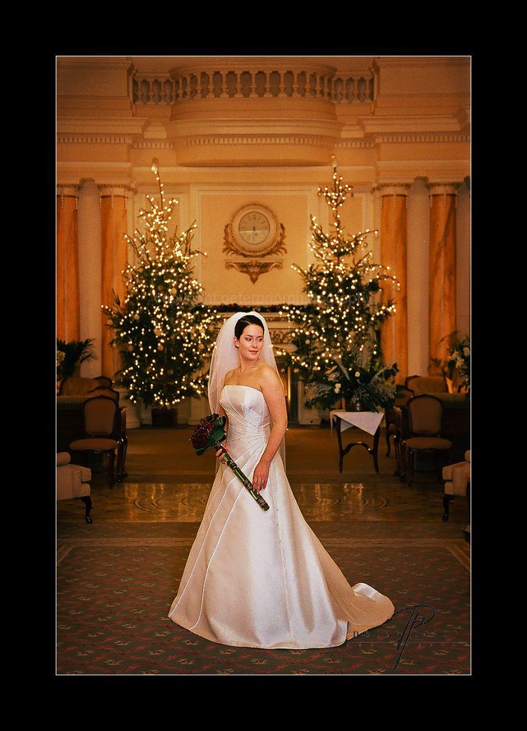 Christmas Weddings at the Grand Hotel