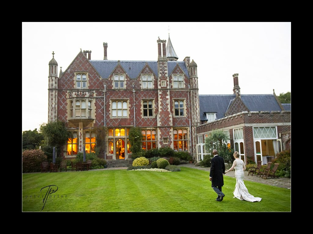 Horsted Place Weddings