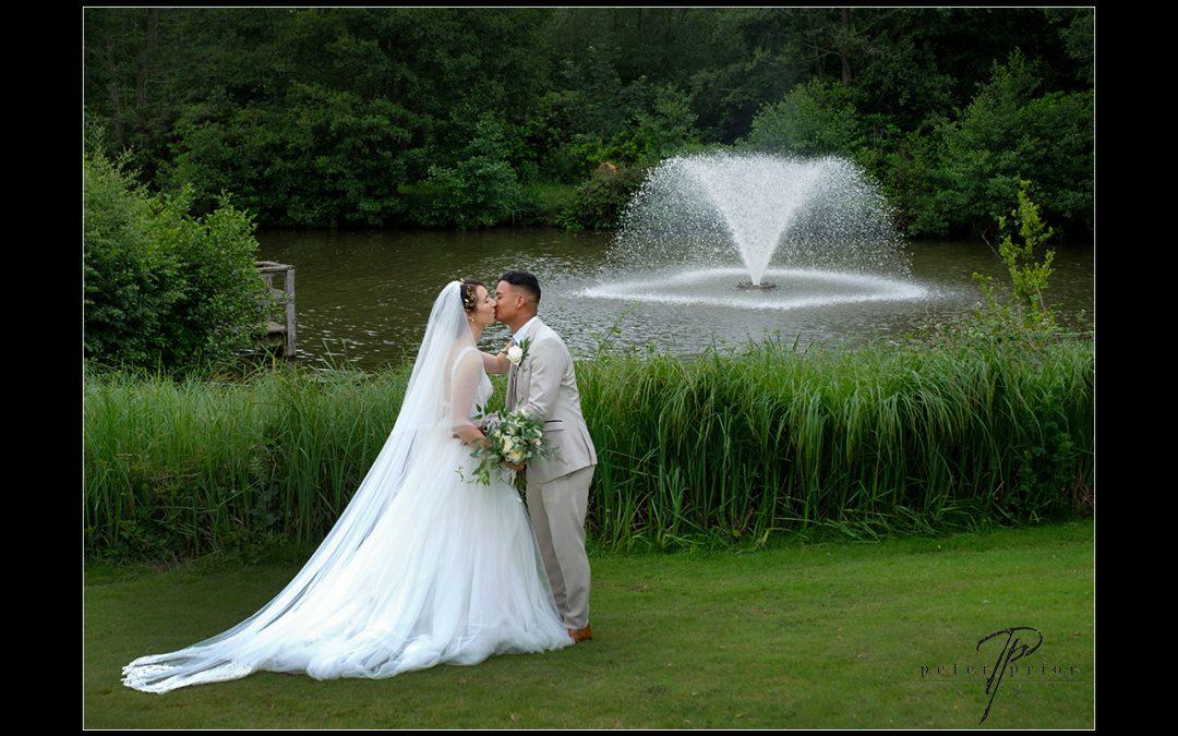 Torquay Wedding Photographer at Ashdown Park Hotel