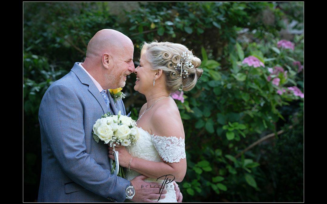 Torquay Wedding Photographer at Chalk Farm