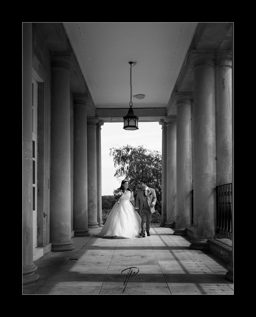 Buxted Park Hotel Wedding Photographer