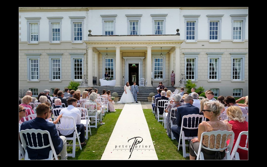Torquay Wedding Photographer at Buxted Park Hotel